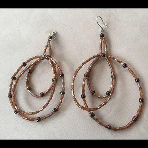 Jewelry - Bead earrings